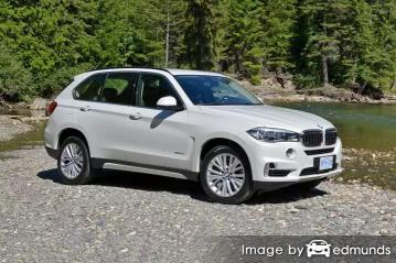 Insurance quote for BMW X5 in Tampa