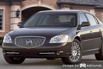 Insurance rates Buick Lucerne in Tampa