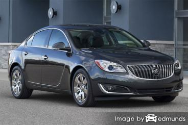 Discount Buick Regal insurance