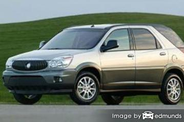 Insurance quote for Buick Rendezvous in Tampa