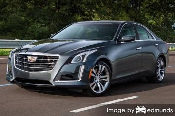 Insurance for Cadillac CTS