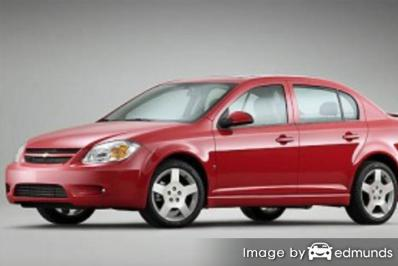 Insurance quote for Chevy Cobalt in Tampa