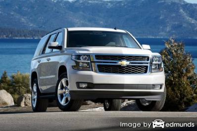 Insurance for Chevy Tahoe