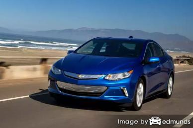 Insurance for Chevy Volt