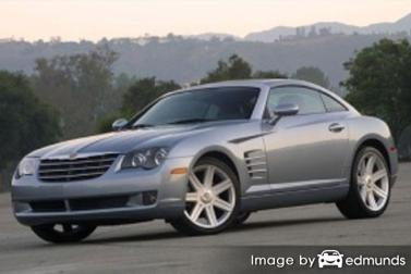 Insurance quote for Chrysler Crossfire in Tampa