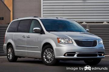 Insurance quote for Chrysler Town and Country in Tampa