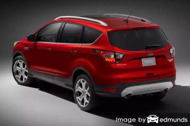 Insurance quote for Ford Escape in Tampa