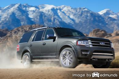 Insurance rates Ford Expedition in Tampa
