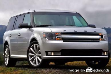 Insurance for Ford Flex
