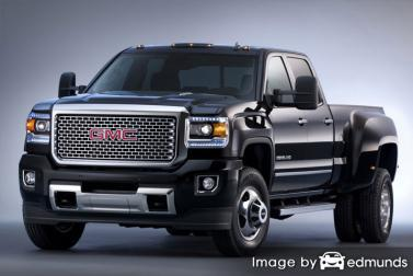 Insurance quote for GMC Sierra 3500HD in Tampa