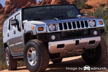 Insurance rates Hummer H2 in Tampa