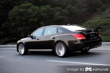 Insurance quote for Hyundai Equus in Tampa