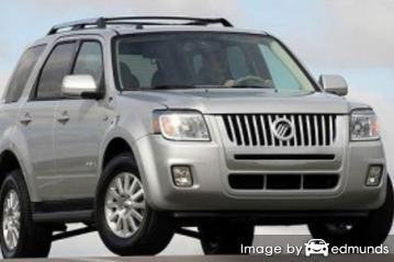 Discount Mercury Mariner insurance
