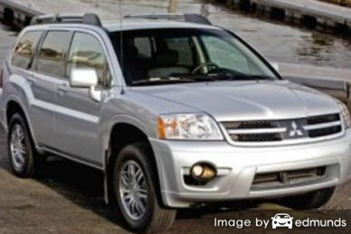 Insurance rates Mitsubishi Endeavor in Tampa