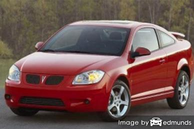 Insurance quote for Pontiac G5 in Tampa