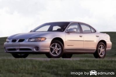 Insurance rates Pontiac Grand Prix in Tampa