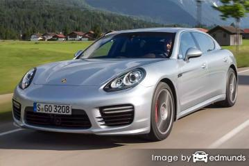 Insurance rates Porsche Panamera in Tampa