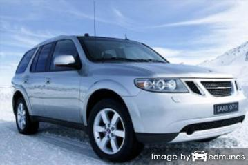 Insurance quote for Saab 9-7X in Tampa