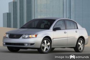 Insurance rates Saturn Ion in Tampa