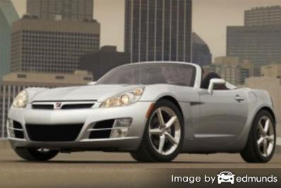 Insurance quote for Saturn Sky in Tampa