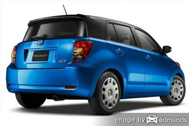Insurance quote for Scion xD in Tampa