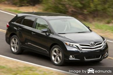 Insurance rates Toyota Venza in Tampa