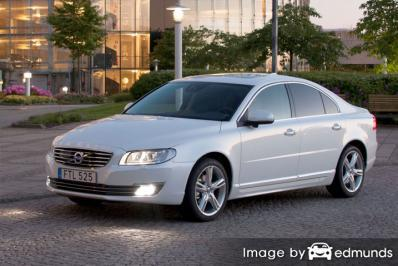 Insurance quote for Volvo S80 in Tampa