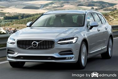 Insurance quote for Volvo V90 in Tampa